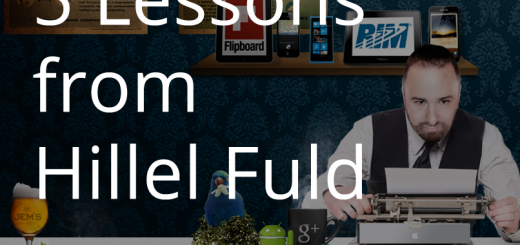 5-lessons-from-hillel-fuld